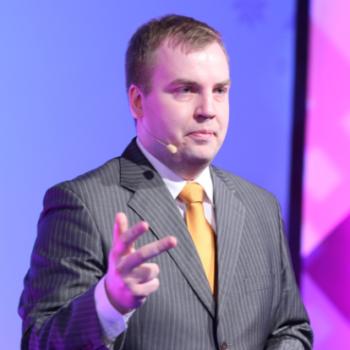 Siim Sikkut, doradca w zakresie ICT w estońskim rządzie
