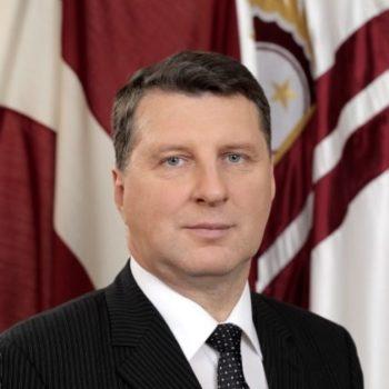 Raimonds Vējonis, prezydent-elekt Łotwy