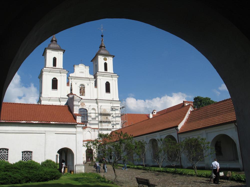 Klasztor w Cytowianach