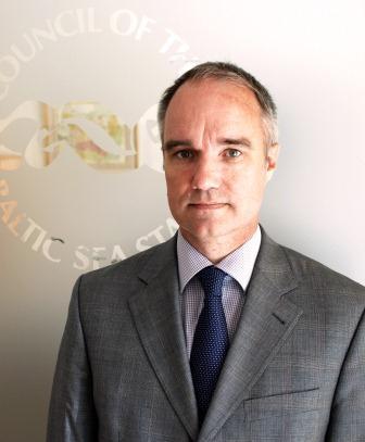Jan Lundin, Dyrektor Generalny Rady Państw Morza Bałtyckiego
