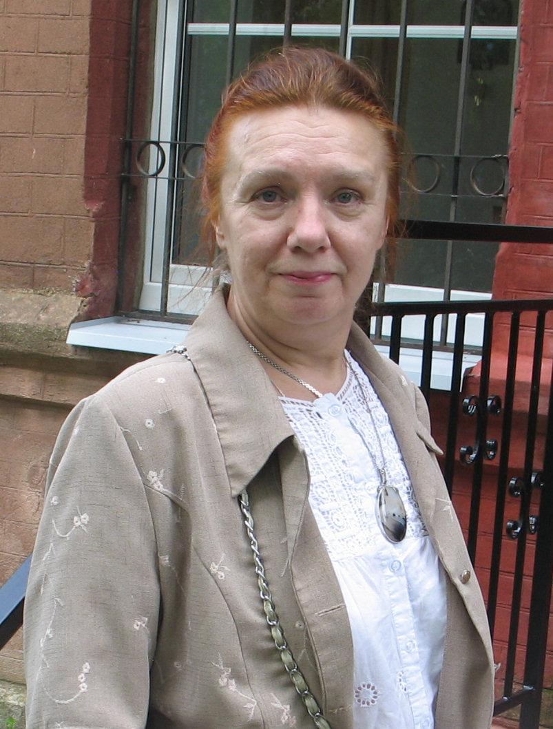 Natalija Biełocerkowskaja, zdj. Tomasz Otocki