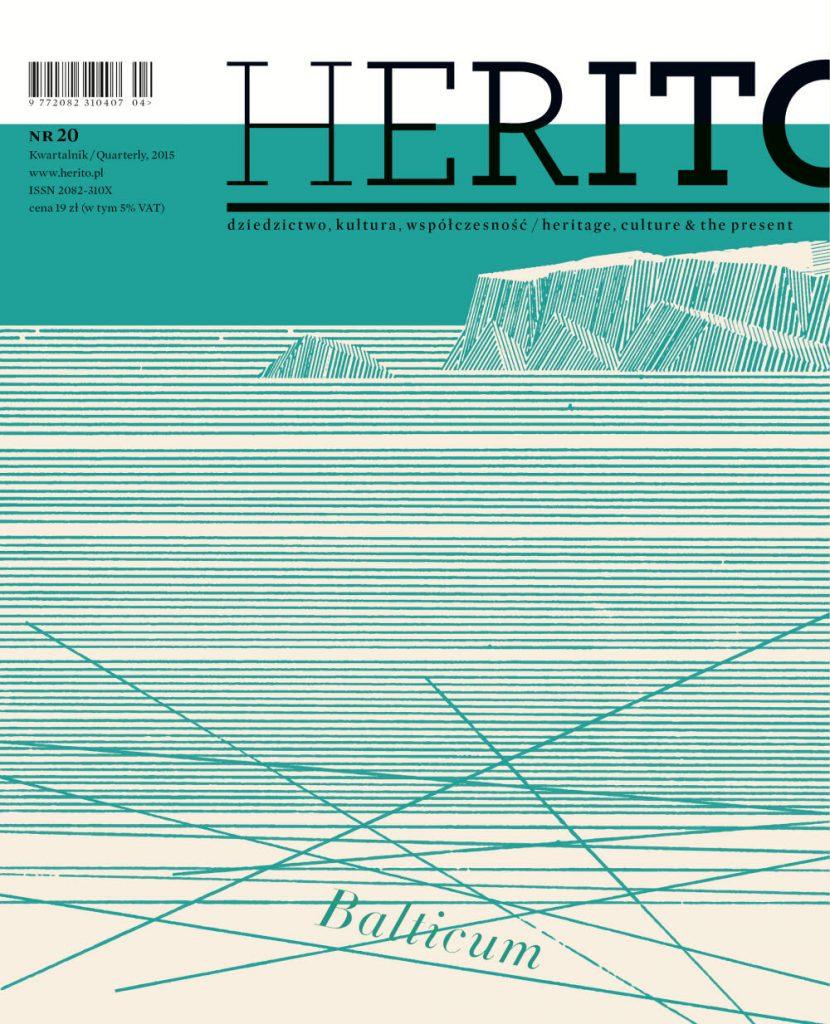 """Balticum"" Kwartalnik Herito Nr 20 (3/2015)"