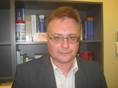 Jewhen Cybulenko, zdj. Tomasz Otocki