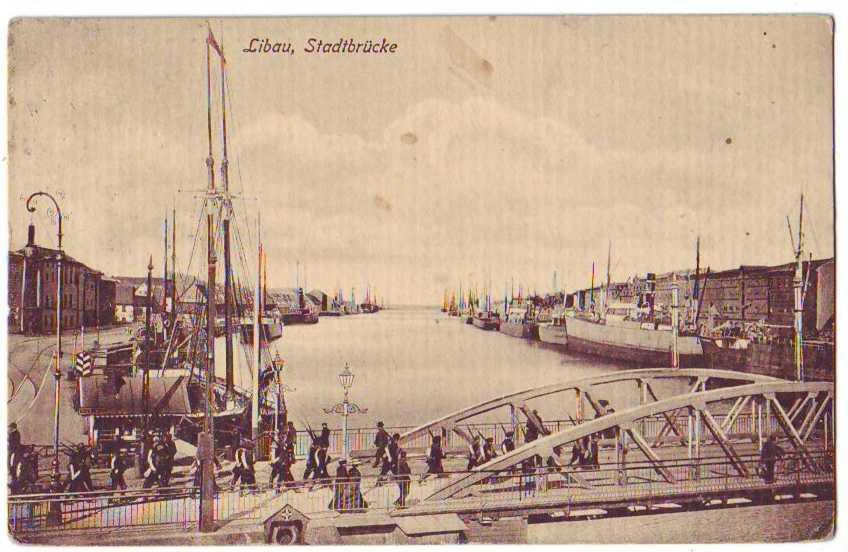 Port w Lipawie
