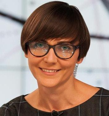 Olga Proskurova, redaktor naczelna rosyjskojęzycznego serwisu informacyjnego w LTV. Zdjęcie: Vladislavs Proškins, F64, IR