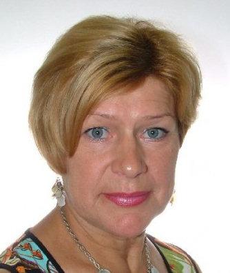 Viktorija Vengreviča, jedna z polskich radnych, która głosowała za likwidacją polskiej szkoły w Krasławiu.