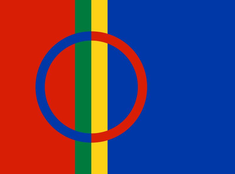 flaga-saami