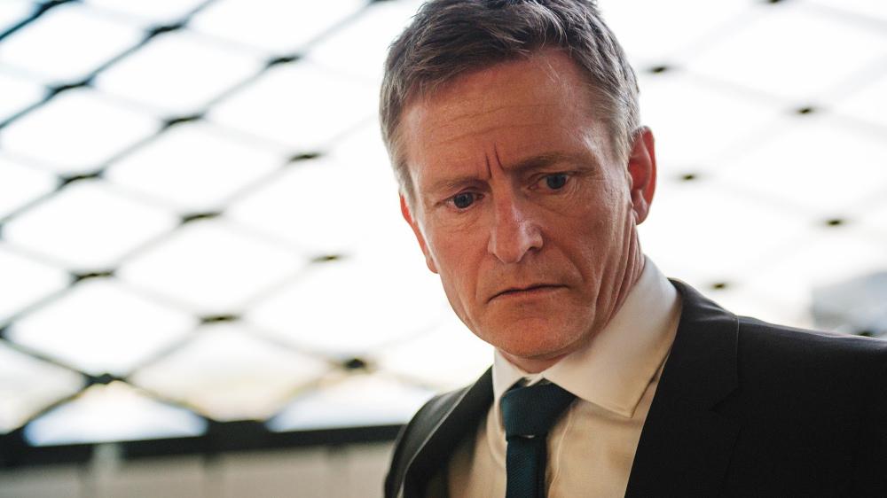 Serialowy premier Norwegii - Jesper Berg, czyli Henrik Mestad