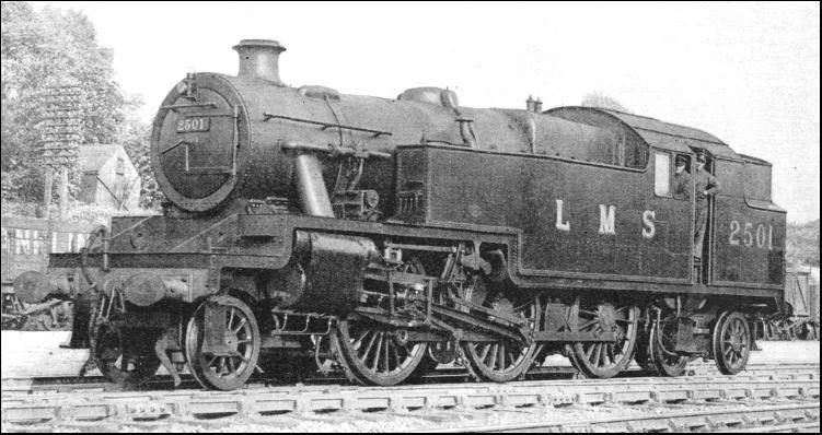 Brytyjska Lokomotywa z lat 30. XX wieku. Zdj. railwaywondersoftheworld.com