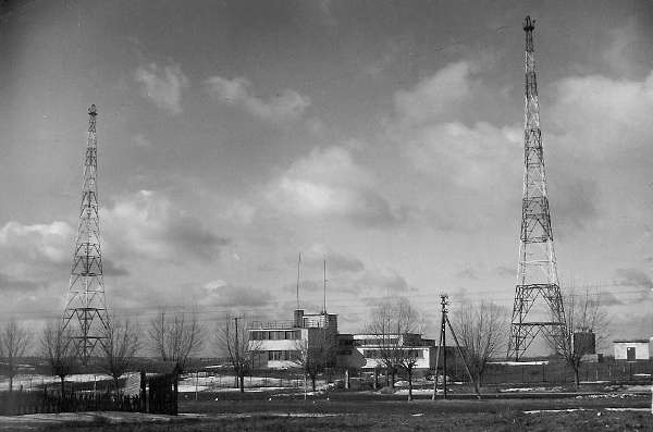 Stacja na Lipówce pozwoliła na rozszerzenie zasiegu do 150 kilometrów. Fot. Archiwum internetowe Sigitasa Zilionisa