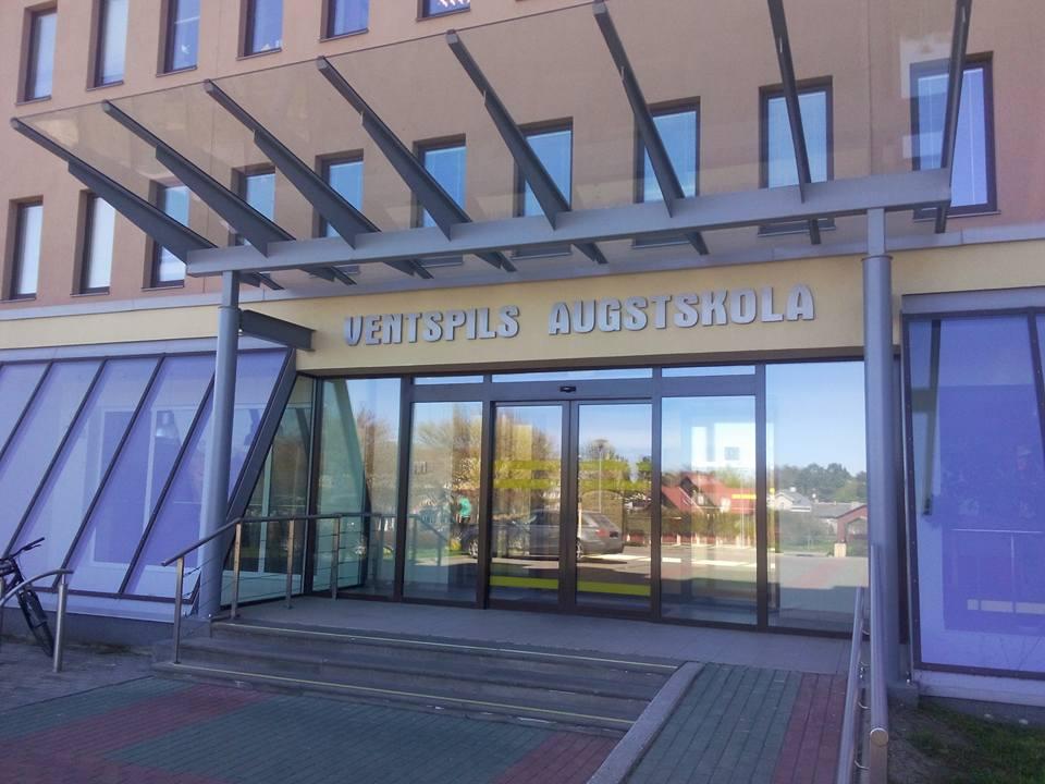 Ventspils Augstskola. Zdj. Lidia Pokrzycka