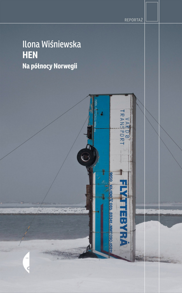 Hen. Na północy Norwegii, Ilona Wiśniewska