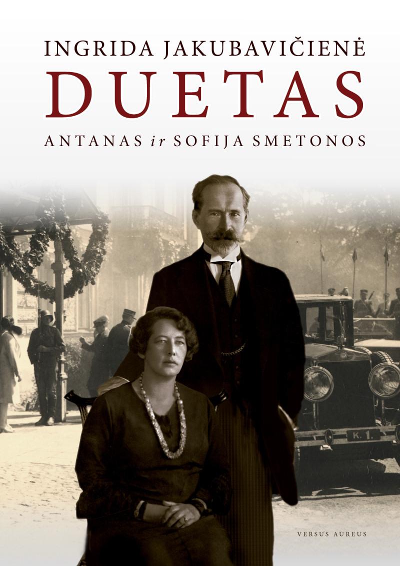 Duet Antanasa i Zofii Smetonów, Ingrida Jakubavičienė