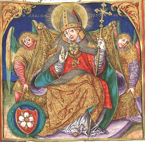 Św. Wojciech, biskup praski