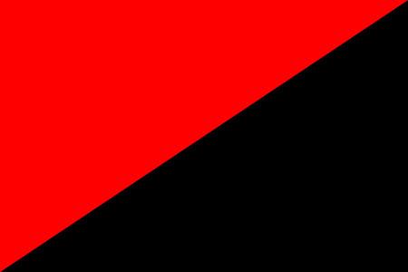 Flaga anarchosyndykalistów