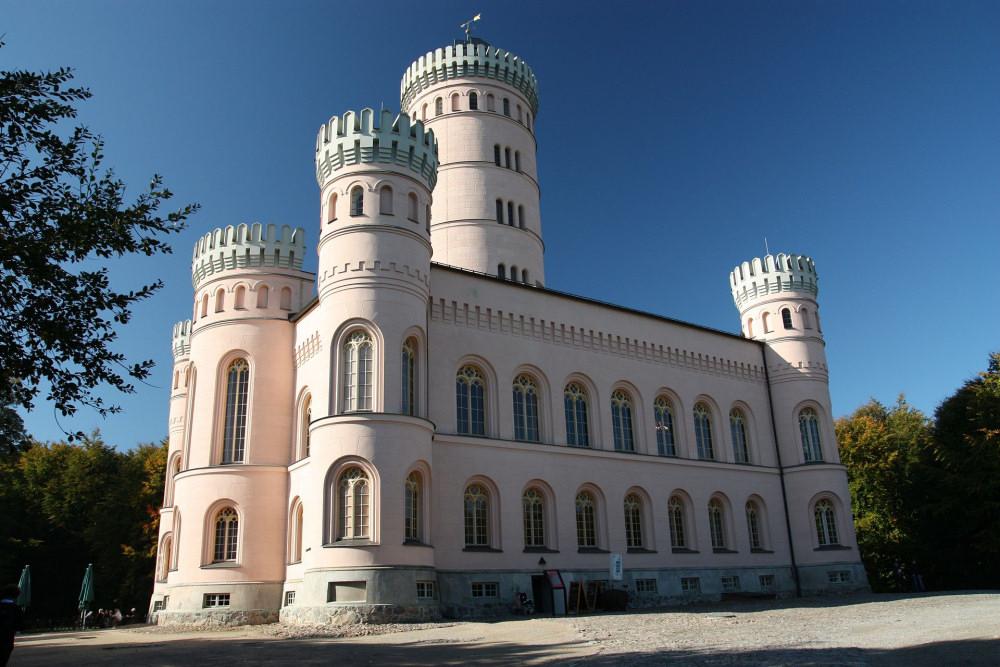 Zameczek w Granitz. Zdj. Wikimedia Commons / CC