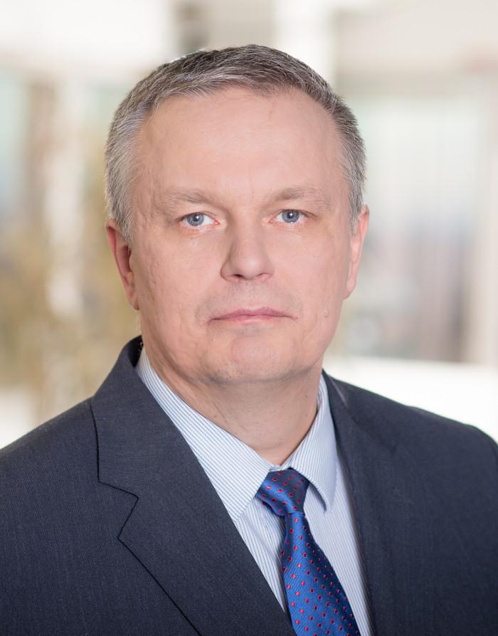 Marek Helm, dyrektor generalny Estońskiego Urzędu Podatkowego i Celnego