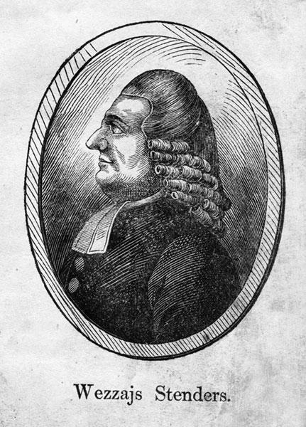 Gothards Fridrihs Stenders