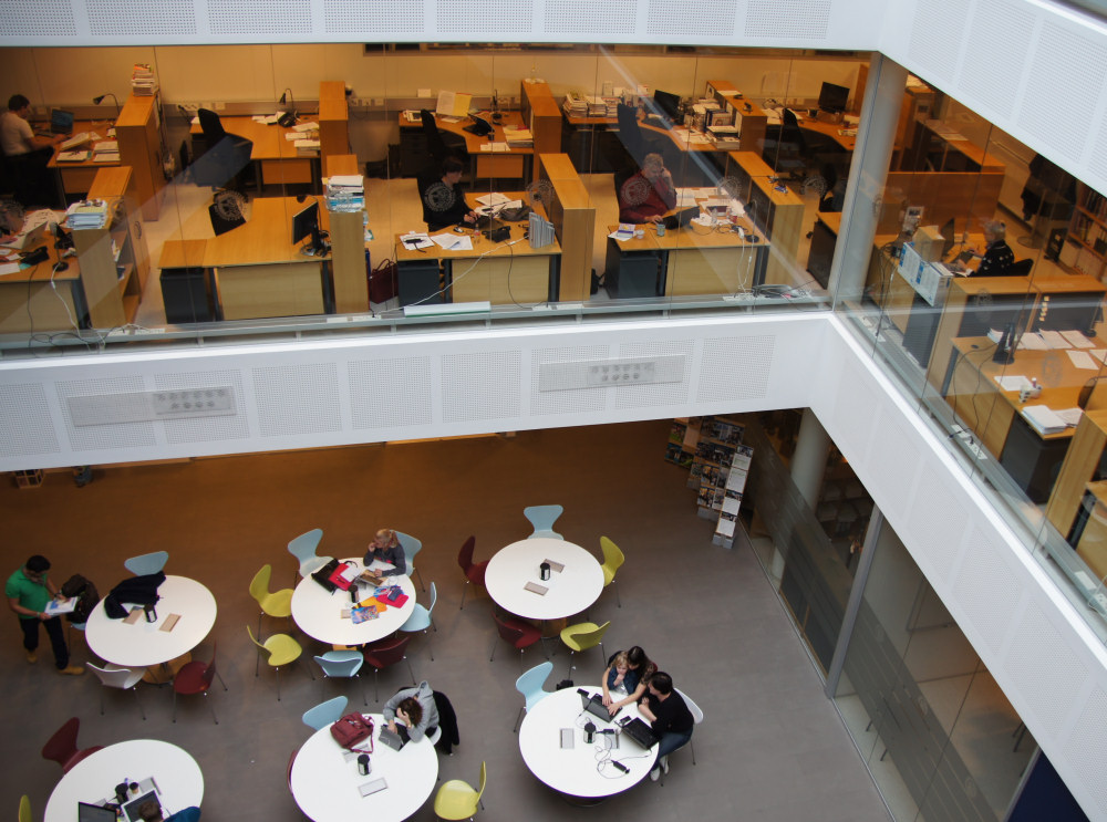Uniwersytet Islandii. Zdj. Lidia Pokrzycka