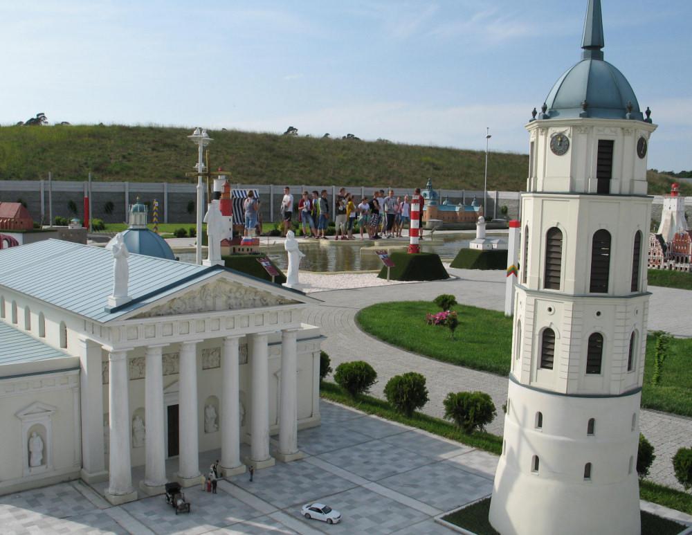 Bałtycki Park Miniatur. Zdj. Tomasz Otocki
