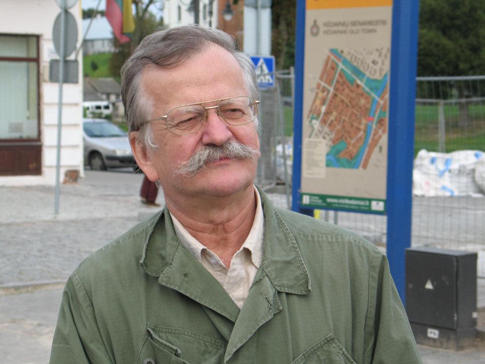 Organizator wyjazdu dr Jan Skłodowski