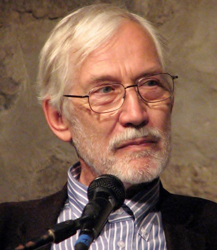 Jaan Kaplinski. Zdj. Ave Maria Mõistlik / Wikipedia.org