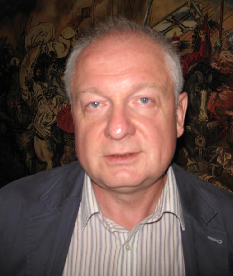 Doktor Zdzisław Skwarciany. Zdj. Tomasz Otocki
