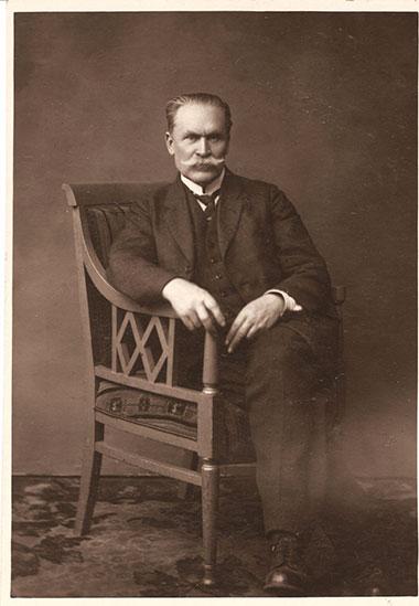 Leonard Wyrzykowski (1856 - 1927)